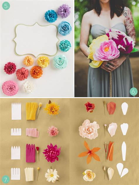 tissue paper flower tutorial martha stewart created at 03 07 2012 ideas for the house pinterest