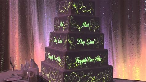Wedding Cake Animation by Disney Animated Cake For Your Disney Tale Wedding