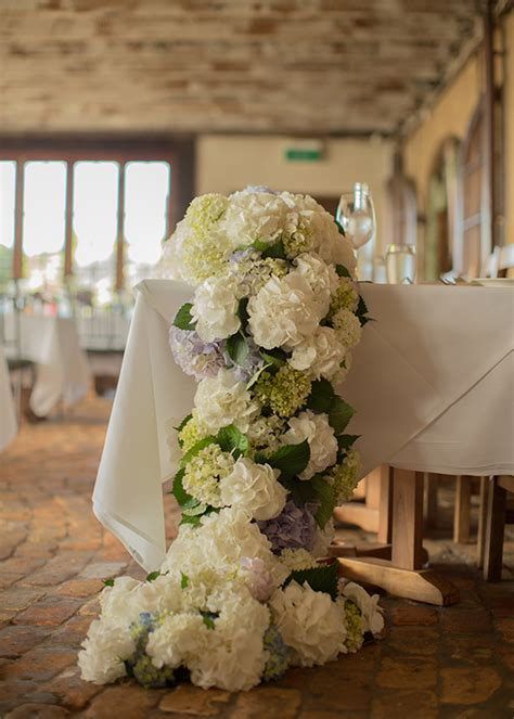 Hydrangea Wedding Flowers by Wedding Flowers Hydrangeas Getting Married