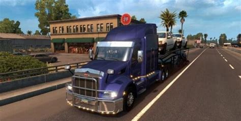 Peterbilt Truck Accessories Catalog Peterbilt 579 Cabin Accessories Mod Ats Mod American
