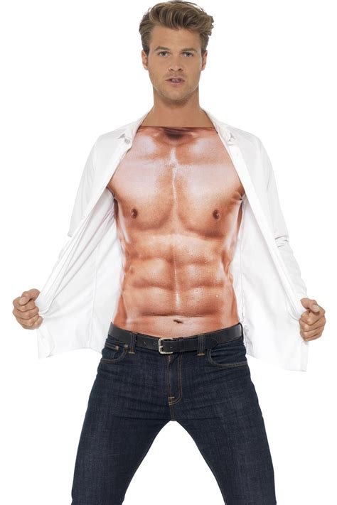 To A I T Met sixpack t shirt