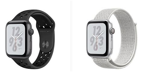 Apple Series 4 Nike Band by Nike Apple Series 4 Hits Stores Stock In Low Supply Slashgear