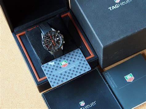 Tag Heuer Formula 1 Calibre 16 White Silver Brown Leather For tag heuer calibre 16 automatic chronograph 41 mm