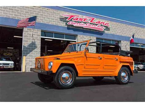classic volkswagen thing classic volkswagen thing for sale on classiccars com 21