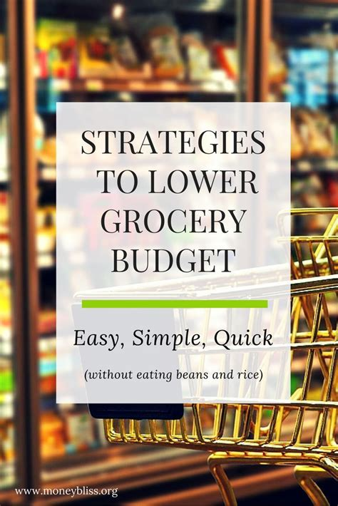 ideas  groceries budget  pinterest save