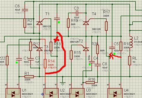 rectifier circuit using thyristor need help fully controlled single phase scr bridge rectifier rl load page 2