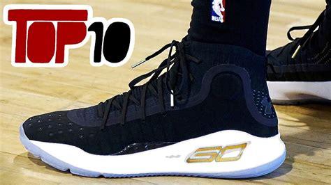top 10 basketball shoes top 10 basketball shoes in the 2017 nba finals