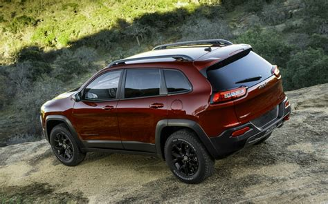 2014 Jeep Trailhawk Review