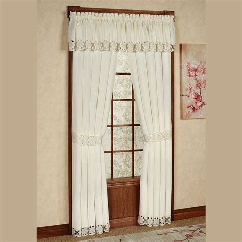 Curtains On A Window Curtain Window Treatments