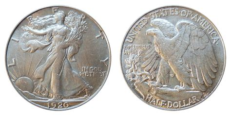 1920 silver dollar 1920 s walking liberty half dollars value and prices