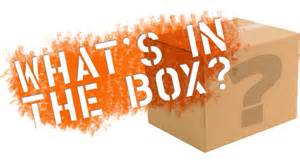 In The Box What S In The Box Starring Yours Truly