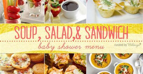 Easy Baby Shower Menu by Simple Baby Shower Menu Ideas Baby Shower Menu Menu And