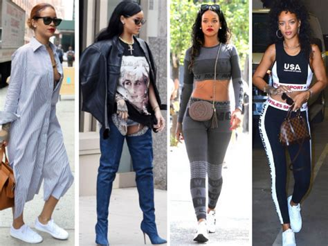 celebrity style celebrity style rihanna looks then and now blog