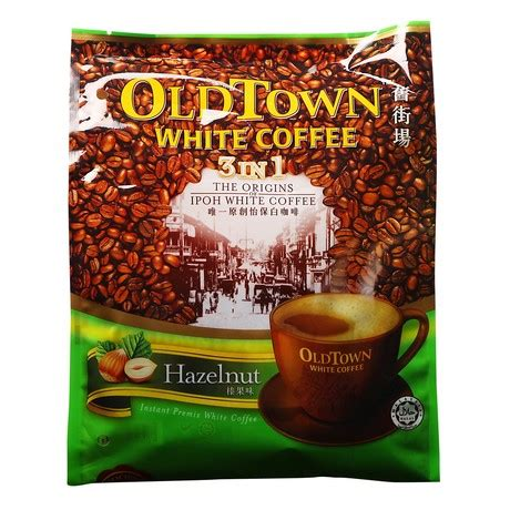 Town White Coffee Hazelnut Oldtown Kopi Hazelnut Murah buy best seller coffee in malaysia the town