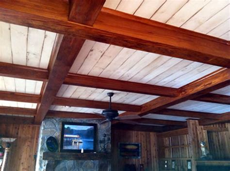 A Frame Ceiling by Timber Frame Tongue And Groove Ceilings