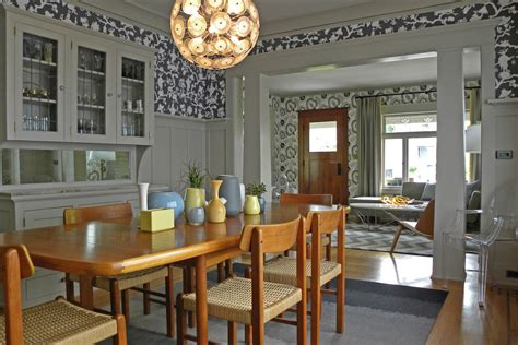 arts  crafts dining room decor ideas