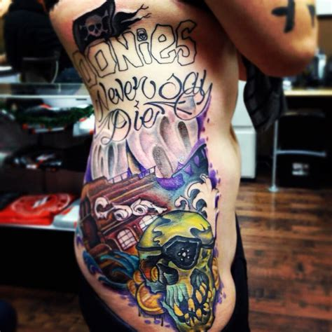 goonies tattoo my goonies