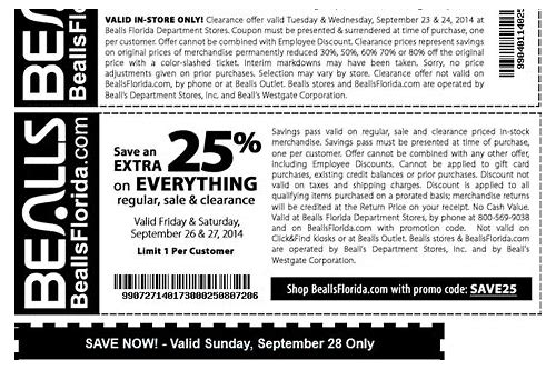 bealls texas printable coupons