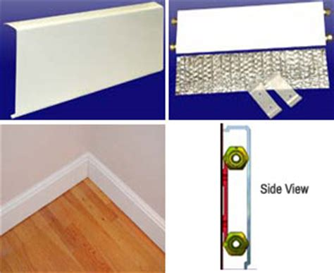 Hydronic Alternative Radiators Radiantpanel Baseboard And Accessories From Hydronic