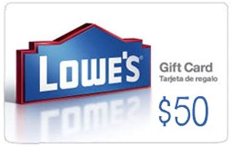 Where Can I Buy Lowes Gift Cards - image gallery lowe s card
