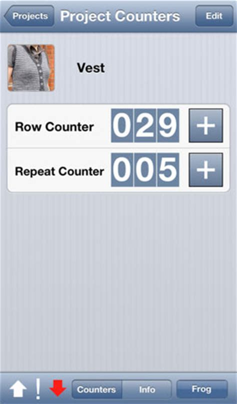 knit counter app there s a knitting app for that stitch counts