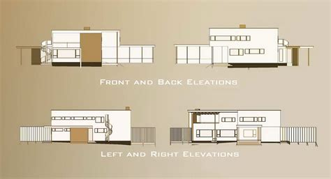 Gropius House Elevations Www Pixshark Com Images Gropius House Plan