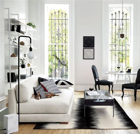 black white rugs modern modern black and white rug roselawnlutheran