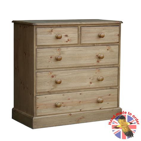 36 Inch Chest Of Drawers Cottage Pine 36 Quot 2 3 Chest Of Drawers