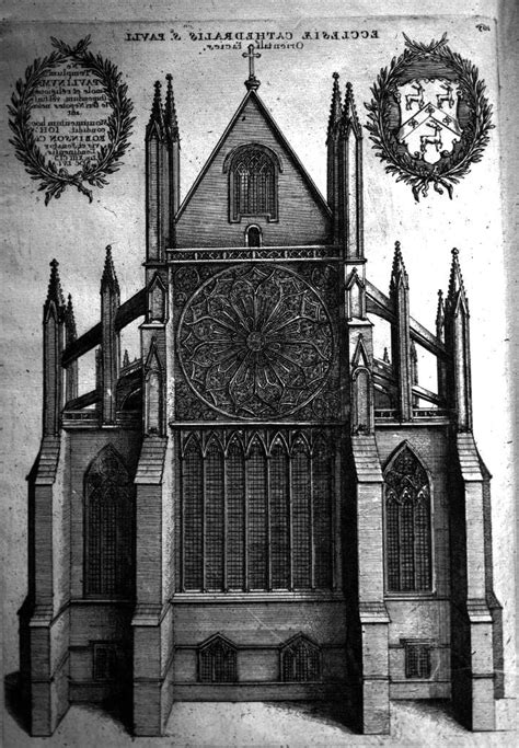 Medieval London :Old St. Paul's