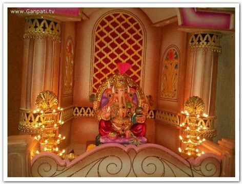 145 best ganapati decoration images on