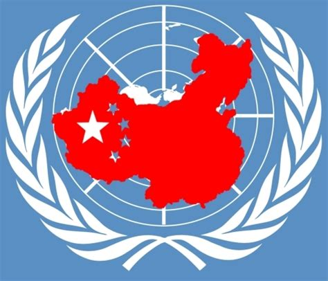 China L by China S In Un Peacekeeping Operations European