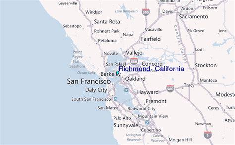 table richmond ca richmond california tide station location guide