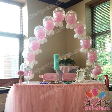 Balloon Arch Baby Shower by The Gallery For Gt How To Make A Baby Shower Balloon Arch