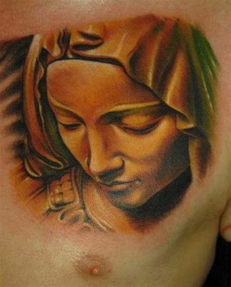 madonna tattoo 638 celtic moon statua madonna