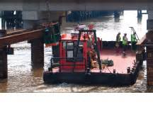 speed boat for sale grimsby humber work boats marine dredging contractors multicat