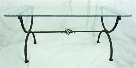 tavolo in ferro battuto produciamo ladari applique lade plafoniere lume