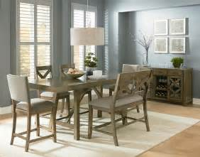 Casual Dining Room Chairs Standard Furniture Omaha Grey Casual Dining Room Olinde S Furniture Casual Dining Room