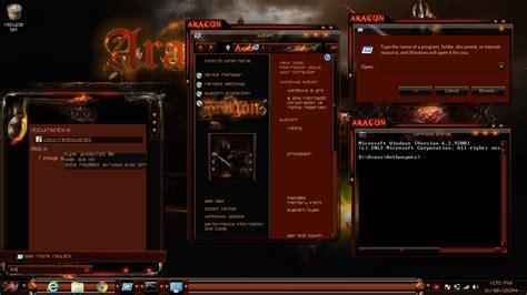 themes for windows 8 1 with sound windows 8 1 theme aragon custom by newthemes on deviantart