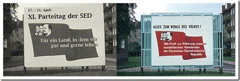 Plakat Xi Parteitag Der Sed by Xi Parteitag Der Sed F 252 R Ein Deutschland In Dem Wir