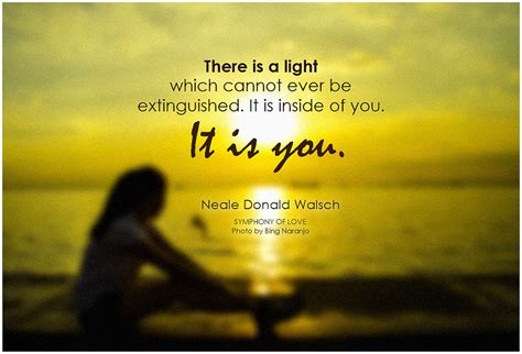 neale donald walsch there is a light which cannot be