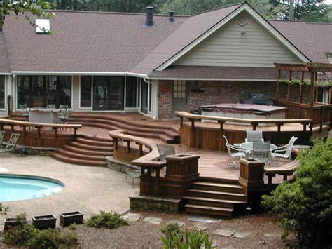 backyard deck design ideas agreeable interior design ideas