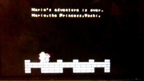 Super Mario World 3ds Virtual Console Front Door Youtube Front Door Mario World
