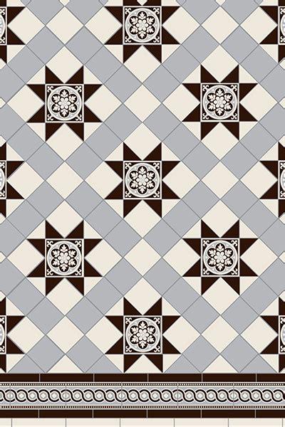 blenheim  colour tile pattern