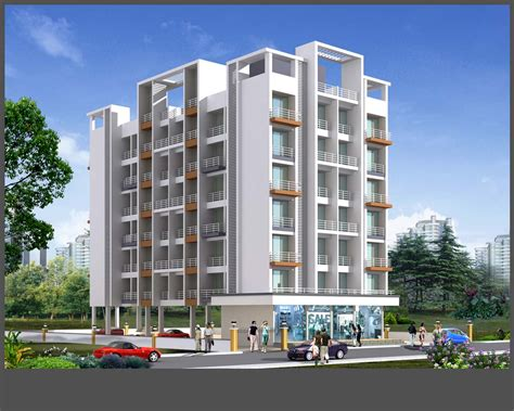 5 Storey Commercial Building images