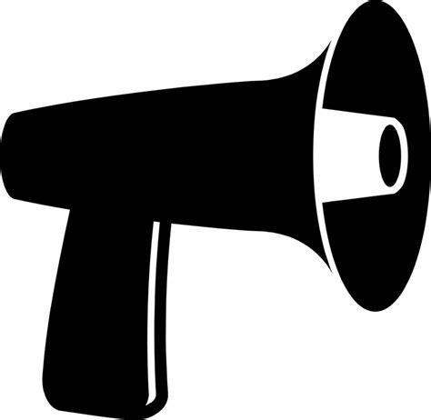 Loud Speaker Toa free vector graphic megaphone bullhorn speaker loud free image on pixabay 41341