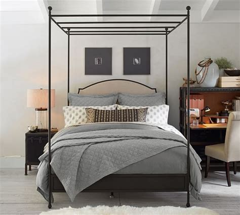 Pottery Barn Canopy Bed Aberdeen Canopy Bed Pottery Barn