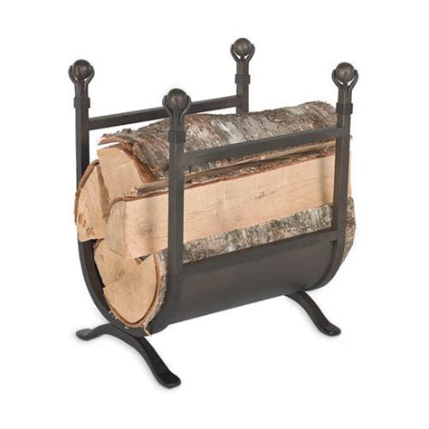 firewood holder ball claw hearth firewood holder