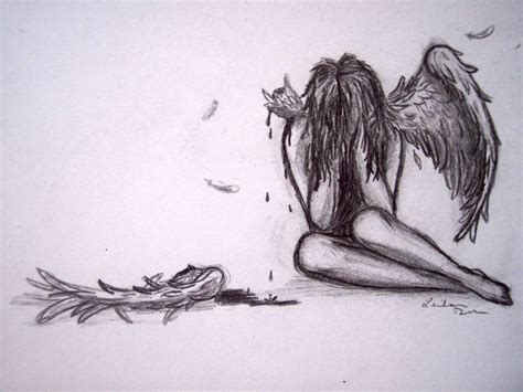 broken angel wings tattoo designs broken wing by iwishyoutheworst on deviantart