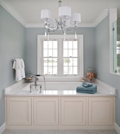 blue walls bathroom gray blue walls bedroom traditional with grey bed