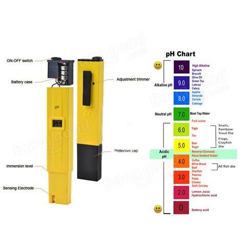 test ph digital ph meter tester us 7 99